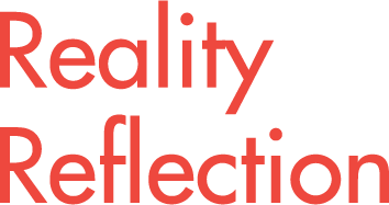 reality reflection logo